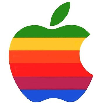 Logotipo retro de Apple de charlieorourke