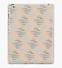 Abstract pattern retro 2 iPad Case/Skin