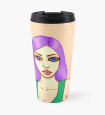 tank top portrait 10 04/05/17 Travel Mug