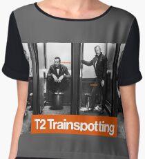 TRAINSPOTTING 2 Women's Chiffon Top