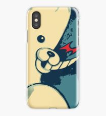 Monokuma: Vote for Ultimate Despair iPhone Case/Skin