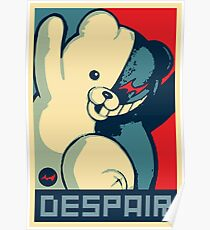 Monokuma: Vote for Ultimate Despair Poster