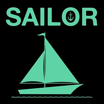Green Sailor by margner