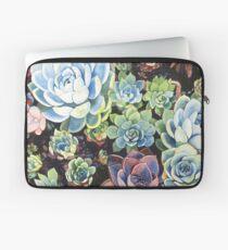 Succulent Field (watercolor) Laptop Sleeve