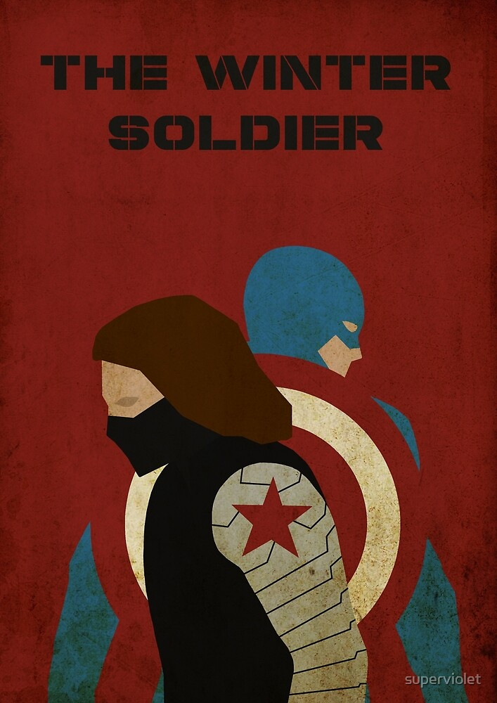 The winter soldier by superviolet