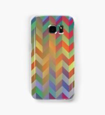 Chevron On Stilts Samsung Galaxy Case/Skin