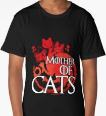 Mother of cats Long T-Shirt