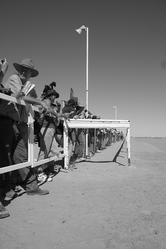 Birdsville Race Track by Jeremy Shaw