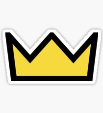 Riverdale - Bughead, Betty Cooper Crown  Sticker