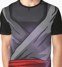 Goku Black Battle Suit Graphic T-Shirt