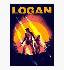 LOGAN Photographic Print