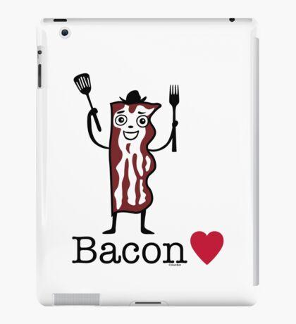 I love bacon iPad Case/Skin