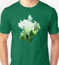 Green Bears Unisex T-Shirt