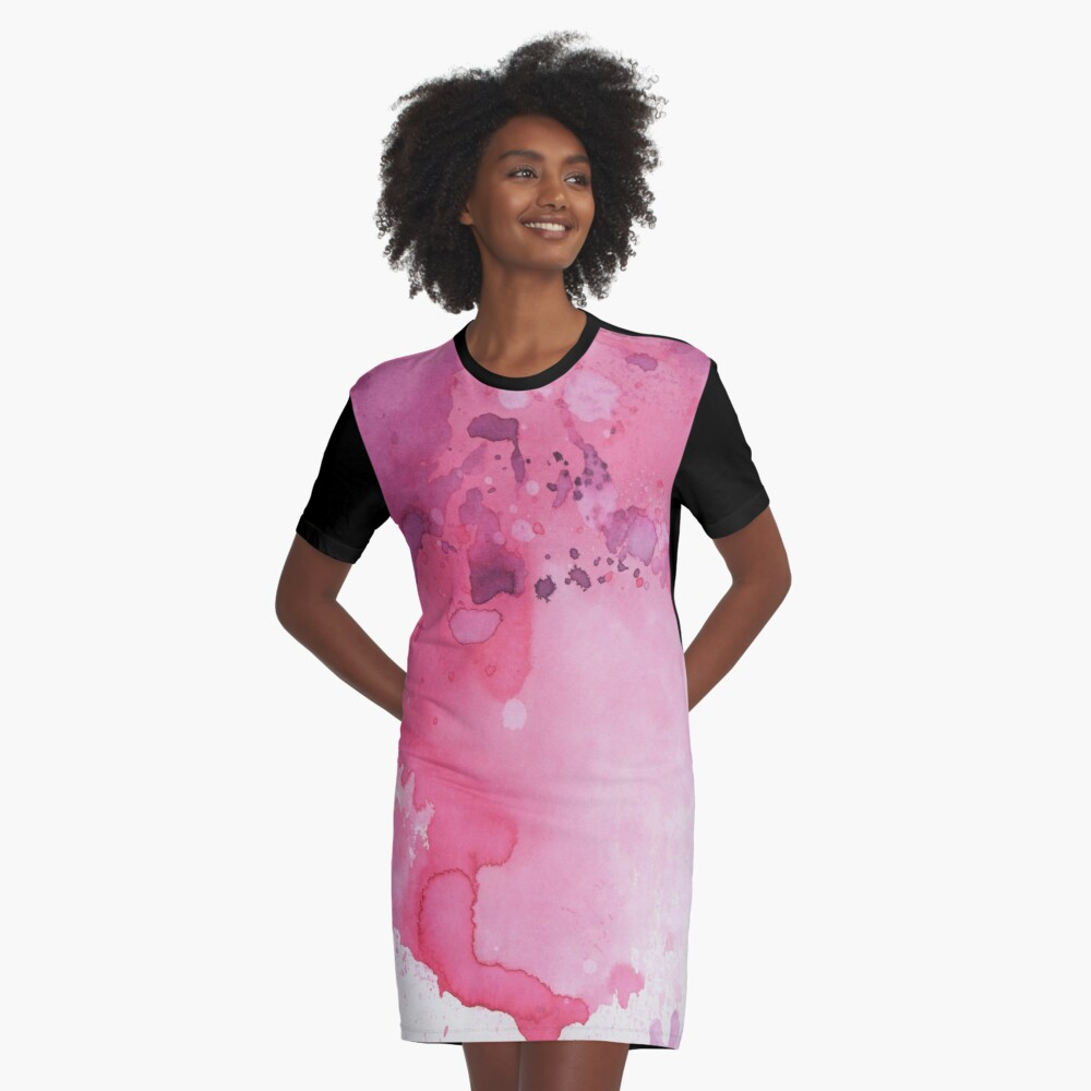 Not Your Sweetheart Graphic T-Shirt Dress Front