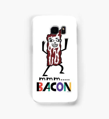 mmm Bacon Samsung Galaxy Case/Skin