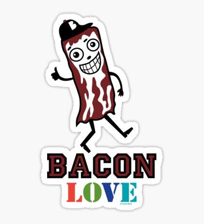 Bacon Love Sticker