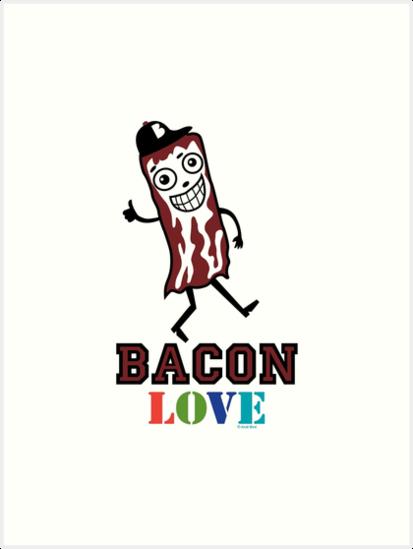 Bacon Love by Andi Bird