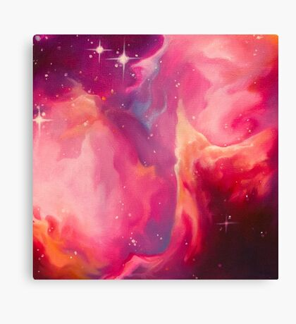 Nebula - I Am Canvas Print