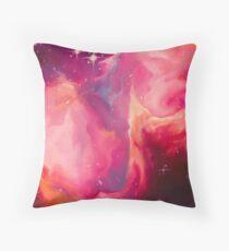 Nebula - I Am Throw Pillow