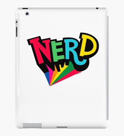 Nerd Spotlight iPad Case/Skin