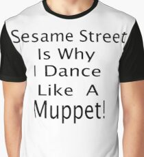 The Muppet Dance Graphic T-Shirt