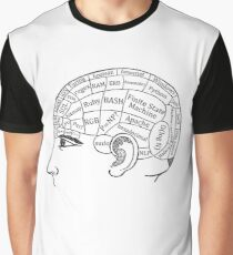 Mind of a Computer Scientist Programmer Graphic T-Shirt