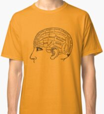 Mind of a Computer Scientist Programmer Classic T-Shirt