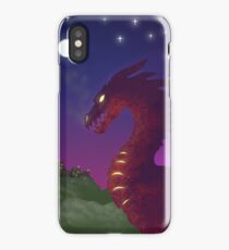 Medieval Dragon iPhone Case/Skin