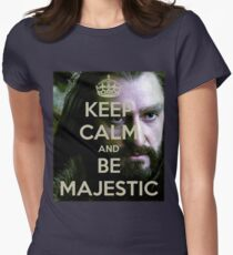 Keep Calm and be MAJESTIC! T-Shirt