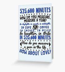 Measure In Love Greeting Card