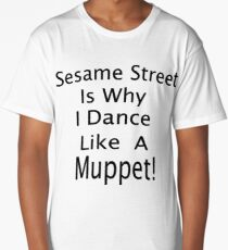 The Muppet Dance Long T-Shirt