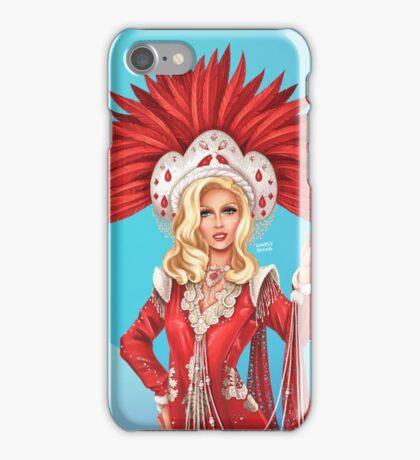 Farrah Moan Vegas Runway Look Fan Art iPhone Case/Skin