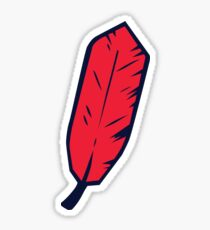CLE Feather Sticker