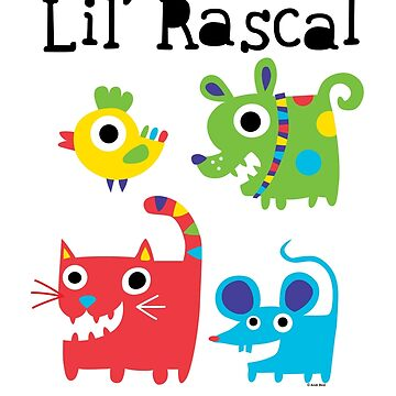 Lil' Rascal Critters by andibird