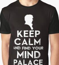 Keep Calm And Find Your Mind Palace Graphic T-Shirt