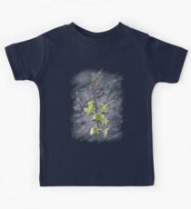 Yellow Orchid Kids Tee