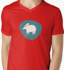 sheeps Mens V-Neck T-Shirt