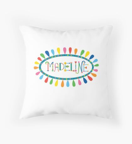 Madeline Throw Pillow