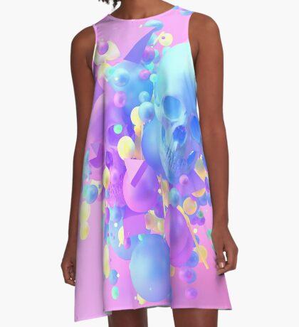 Side B A-Line Dress
