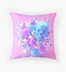 Side B Throw Pillow