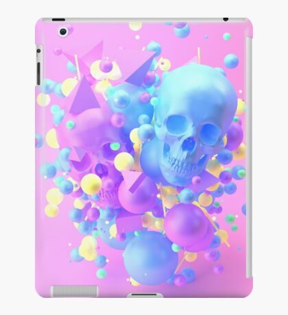 Side B iPad Case/Skin