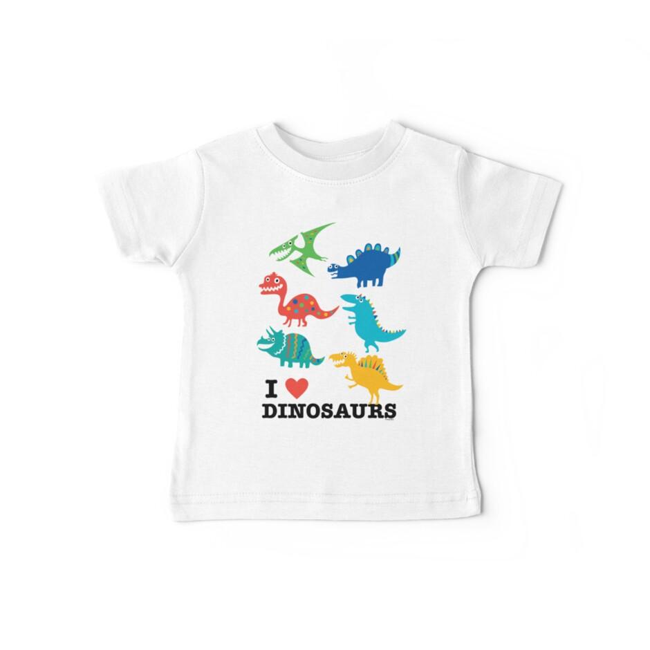 Ich liebe Dinosaurier von Andi Bird