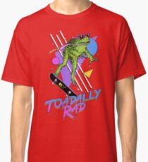 Toadally Rad Classic T-Shirt