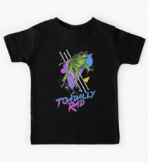Toadally Rad Kids Tee
