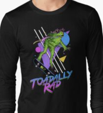 Toadally Rad Long Sleeve T-Shirt