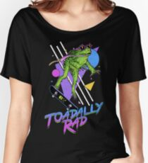 Toadally Rad Women's Relaxed Fit T-Shirt