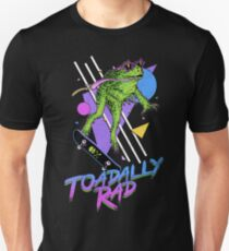 Toadally Rad Unisex T-Shirt