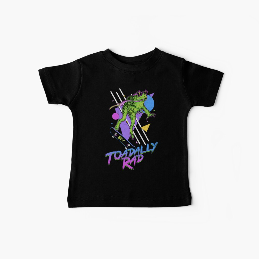 Toadally Rad Baby T-Shirt