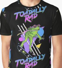 Toadally Rad Graphic T-Shirt
