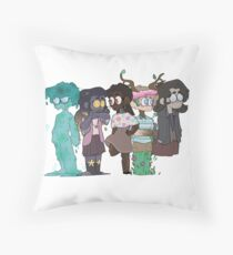 Dear Evan Hansen - Creature AU Throw Pillow